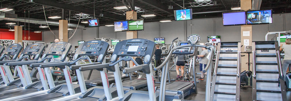 Zephyrs Fitness Offers access 24 hours a day, 7 days a week